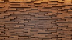 Wood Wall Candy