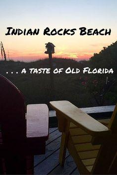 Backroad Planet | Indian Rocks Beach: A Taste of Old Florida | http://backroadplanet.com
