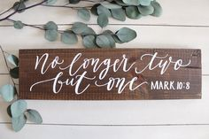 Image result for no longer two but one