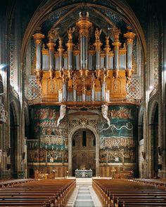 France,Tarn, Albi, la cité épiscopale, Patrimoine mondial de l'Unesco by jpazam, via Flickr