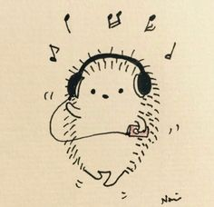 Hedgie Loves To Dance #dancehappiness