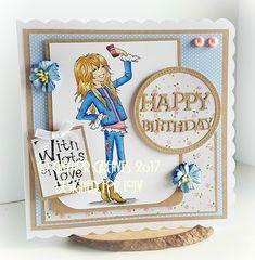 Designs by Gaynor Greaves: Sneaky peek Jasmine Selfie for LOTV Teenage Girl Birthday, Girl Birthday Cards, 65th Birthday, Craft Projects, Projects To Try, Ladybug Crafts, Embroidery Cards, Baby Frame, Penny Black
