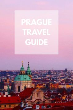 Travel guide for Prague. Things to do in Prague. Top 10 attractions in Prague Prague Travel Guide, Europe Travel Tips, European Travel, Road Trip Packing, Toddler Travel, Travel Inspiration, Travel Ideas, Travel Aesthetic, Germany Travel