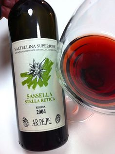 Valtellina Superiore Sassella 2004 Stella Retica - Ar.Pe.Pe.