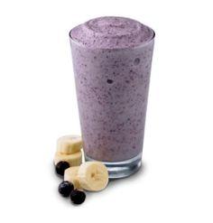 ½ Tall Cup Spinach 1 Banana 1 cup Blueberries 1 tsp. Cacao (raw, powder, nibs, or beans) ½ Mango 1 dash Cinnamon Almond Milk to MAX LINE