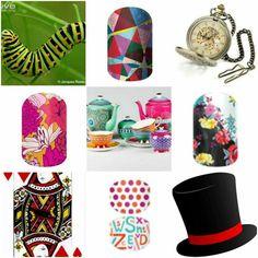 Alice in Wonderland Jamberry Party Games, Mad Hatter Tea, Disney Movies, Floral Tie, Alice In Wonderland, Tea Party, Steampunk, Coin Purse, Birthday Parties
