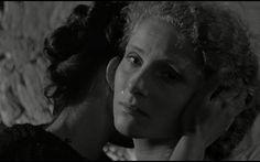 Nostalghia Andrei Tarkovsky) / Cinematography by Giuseppe Lanci Ingmar Bergman, Robert Pattinson, Black And White Photography, Cinematography, Filmmaking, Nostalgia, Actresses, Actors, Eyes