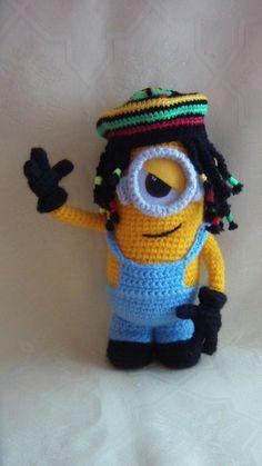 Одноклассники Crochet Amigurumi Free Patterns, Crochet Dolls, Knit Crochet, Crochet Pokemon, Crochet Disney, Crochet Monsters, Crochet Animals, Loom Knitting, Beautiful Crochet