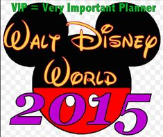 Planning a 2015 Disney World Vacation? Get on the FREE Cheapskate Princess VIP List! Get the dates first, plus freebies for your vacation..
