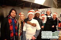 £5 to buy Christmas dinner for a homeless person from Social Bite sandwich shops: a social business where good food supports great causes!