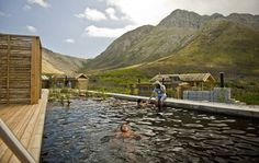 Natural swimming pool in Kogelberg reserve, Kleinmond - search address Kruger National Park, National Parks, Eco Cabin, Provinces Of South Africa, Swimming Holes, Nature Reserve, Africa Travel, Holiday Destinations, Hiking Trails