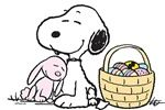 """<3...Snoopy - """"some bunny loves me""""."""