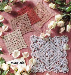 nice Free Crochet Table Runner Patterns