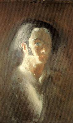 Salvador Dalí, Self Portrait 1921