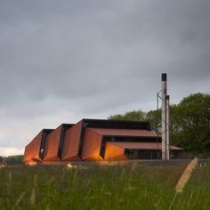 Essent Energy heating plant by Bonnema