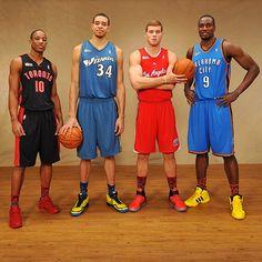 NBA Basketball Players!