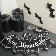Goth Home Decor, Diy Home Decor, Room Decor, Halloween Kitchen, Kitchen Witch, Gothic House, Gothic Room, Harrington House, Dark House