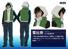 Yukihina - Code Breaker