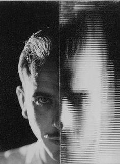 """Alberto Korda - """"Autorretrato"""" (self-portrait), 1954"""