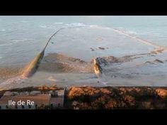 Places to see in ( Ile de Re - France )  Île de Ré is an island off the west coast of France near La Rochelle on the northern side of the Pertuis d'Antioche strait. Its highest point has an elevation of 20 metres. It is 30 kilometres long and 5 kilometres wide. The 2.9 km (1.8 mi) Île de Ré bridge completed in 1988 connects it to La Rochelle on the mainland.  Located in the arrondissement of La Rochelle Île de Ré includes two cantons: Saint-Martin-de-Ré eastwards and Ars-en-Ré westwards. The…