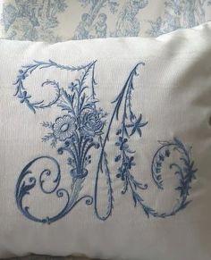 lovely monogram