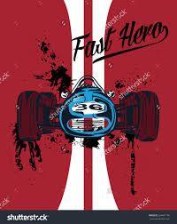 ผลการค้นหารูปภาพสำหรับ t shirt racing vector Race Car Sets, Race Cars, Vintage Race Car, Boys T Shirts, Old School, Graphic Tees, Retro, Illustration, Streetwear