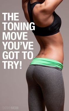 Get those glutes and thighs in shape with this ONE MOVE.