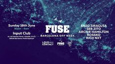 #housemusic FUSE heads to Barcelona for OFF Weeks special event: Off Week is one of the most important weeks in the electronic music…