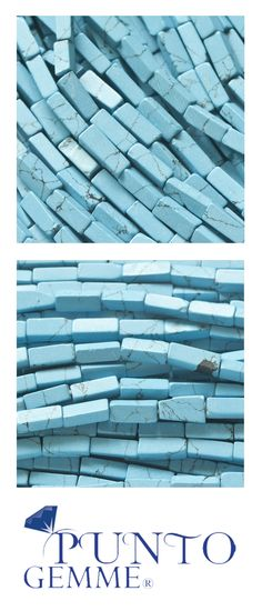 #turquoise Rectangles of turquoise #gemmopoli