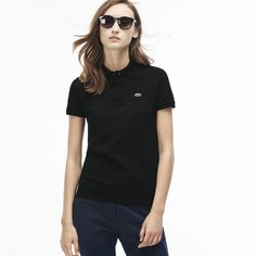 c9005cce2358 Our iconic polo style made from classic cotton piqué is perfect for  everyday- wear it with dark-rinse denim or skinny black trousers.