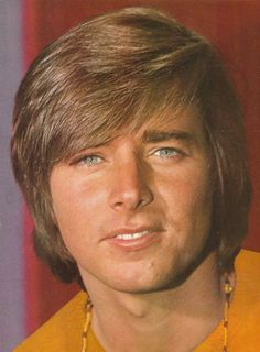 Bobby Sherman.  What teen wouldn't fall in love with that face?  :D