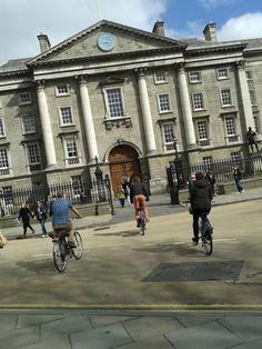 Dublin, Ireland - Trinity College
