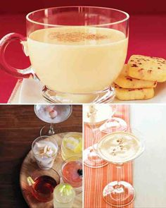Coconut Eggnog (Coquito), dairy free