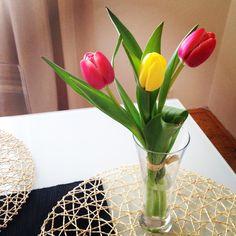 2) Get a lovely tulips.   #PANDORAvalentinescontest
