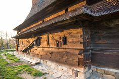 The Wooden Churches, Maramures, Romania - Travel Past 50 Romania Travel, Building Stone, Past, Wood, Past Tense, Woodwind Instrument, Trees, Wood Illustrations, Woodworking