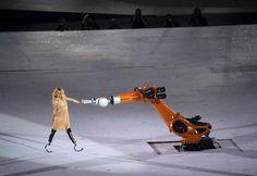 Cerimônia de abertura dos Jogos Paraolímpicos do Rio de Janeiro (07/09)
