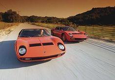 8-Mar-2013 15:10 - VRIMIBOLIDE: LAMBORGHINI MIURA. Vrijdag, tijd voor de vrimibo. Bitterballen erbij, blokjes kaas, drankje in de hand en praten met collega's over auto's. Zo ga je nog lekkerder het weekend in. Om jullie daarbij te helpen presenteren we elke vrijdagmiddag de VriMiBolide, de auto die de tongen los moet maken tijdens de vrijdagmiddagborrel. Deze week: de Lamborghini Miura!