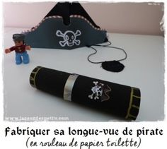 bricolage pirate Deco Pirate, Pirate Theme, Pirate Party, Pirate Activities, Activities For Kids, Childrens Glasses, Recycled Costumes, Bateau Pirate, Pirate Birthday