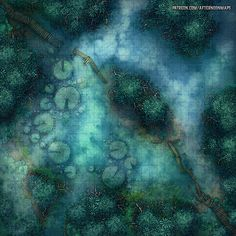 Afternoon Maps is a place to find my Pen and Paper (DnD and more) RPG Battlemaps and assets