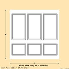 Design Full Wall & Tall Wall Raised Panel Wainscoting Panels in Minutes. Modify the Wainscoting length, height, stile widths and rail heights to within a of an inch. Panel Moulding, Wall Molding, Crown Molding, Raised Panel Walls, Wainscoting Wall Paneling, Room Wall Painting, Wall Trim, Living Room Update, Design System