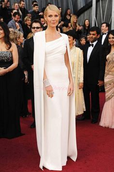 fd98db5b039f Gwyneth Paltrow - Oscars 2012 Red Carpet  Photo Gwyneth Paltrow stuns in white  Tom Ford at the 2012 Oscars held at the Hollywood   Highland Center on  Sunday ...