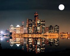 Detroit, MI ..