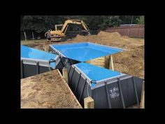Intex Pool with deck – Leah Daecher Intex Above Ground Pools, Above Ground Pool Landscaping, Small Backyard Pools, Backyard Pool Landscaping, Backyard Pool Designs, In Ground Pools, Piscina Intex, Piscina Diy, Pool Diy
