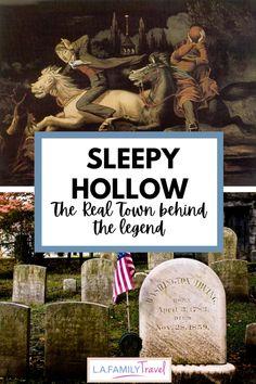 Hang Onto Your Head! Things To Do In Sleepy Hollow NY - LA Family Travel Family Vacation Destinations, Sleepy Hollow, Travel Usa, Family Travel, Things To Do, Family Holiday Destinations, Family Trips, Things To Make, Family Destinations