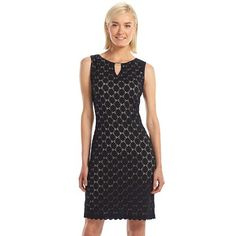 Ronni Nicole Lace Sheath Dress - Women's
