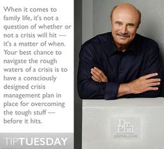 #TipTuesday #DrPhil