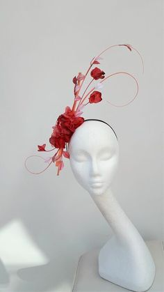 picture collection of hats,headpieces & fascinators that we sell in our online shop Facinator Hats, Pink Fascinator, Floral Headpiece, Kentucky Derby Fascinator, Kentucky Derby Hats, Philip Treacy Hats, Derby Attire, Millinery Hats, Fancy Hats