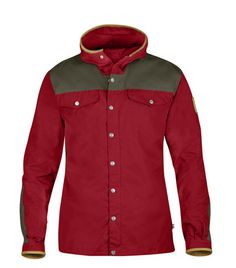 Fjallraven Greenland No.1 Special Edition, Deep Red