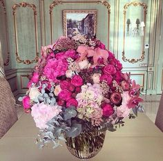 Luxery pink