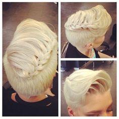 Jesteście posiadaczkami krótkich włosów i przygotowujecie się do ślubu? Przejrzyjcie najgorętsze propozycje prosto z salonu!